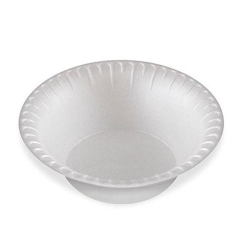 Prato Fundo Sobremesa Branco Ref.PF12 C/10 - Trik Trik
