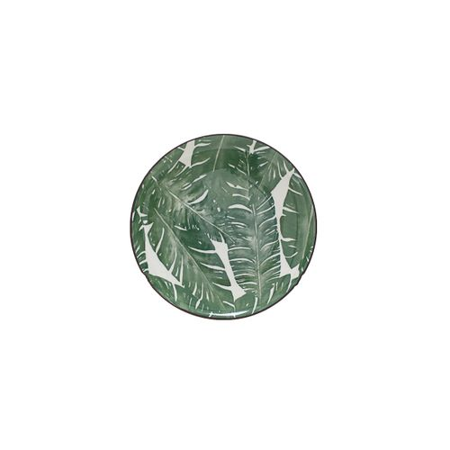 Prato Mix&Match Tropical Palm 18,8cm - L'Hermitage