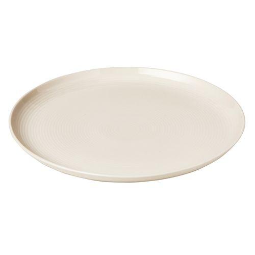 Prato para Sobremesa em Cerâmica Branco 21cm Jamie Oliver