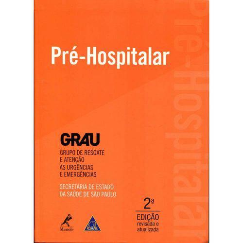 Pré - Hospitalar