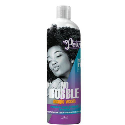 Pré Shampoo Soul Power Magic Wash Low Bubble 315 Ml