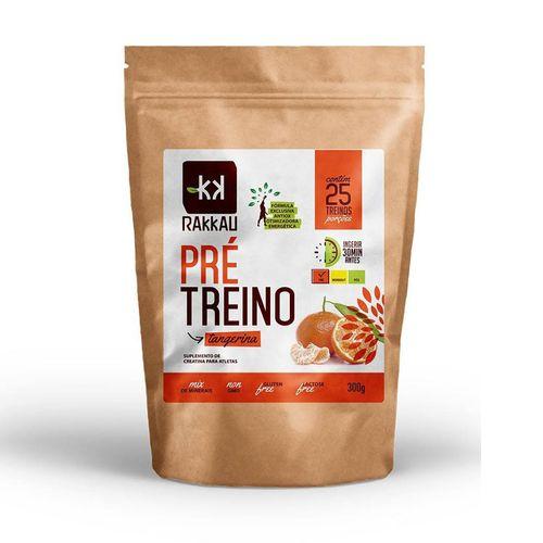 Pré-Treino Tangerina - Rakkau - 300g