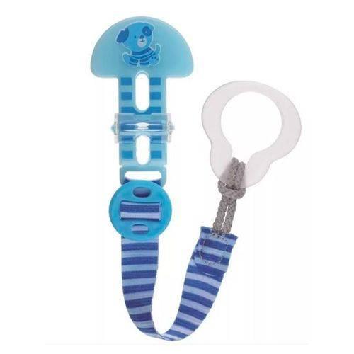 Prendedor de Chupeta Clip It! MAM Azul
