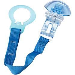 Prendedor de Chupeta Crystal - Azul - MAM
