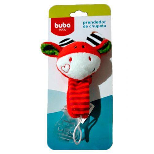 Prendedor de Chupeta Cute Cute Girafinha Buba 8199