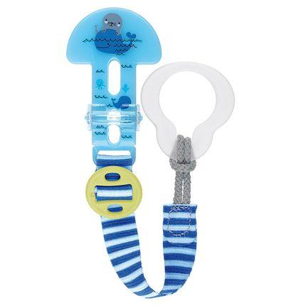 Prendedor para Chupeta Original Clip It! Boys Aquarium - MAM