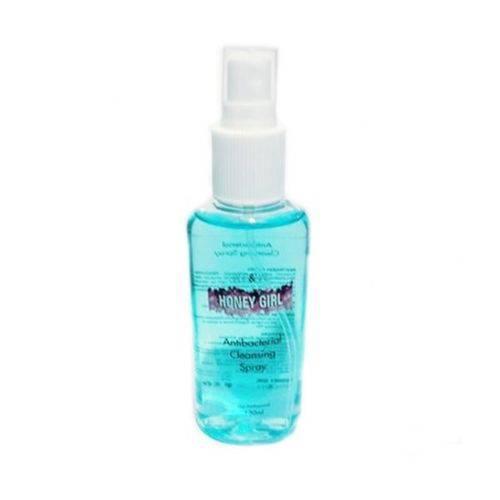 Preparador de Unha Bactericida em Spray Honey Girl 130ml