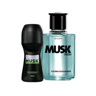 Presente Musk Fresh