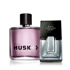 Presente Musk Storm & Black Suede Night
