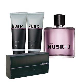 Presente Musk + Storm