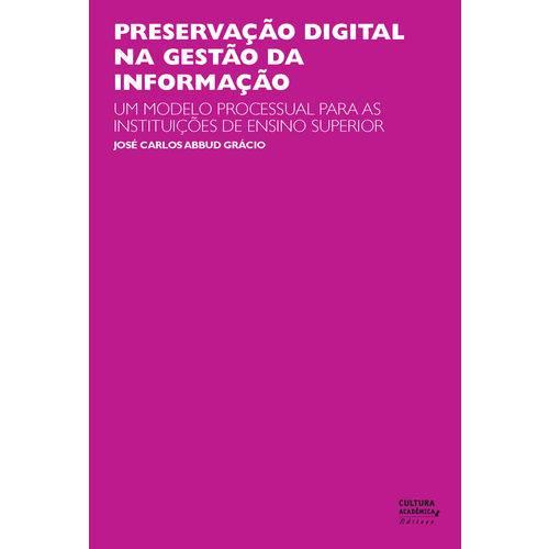 Preservação Digital na Gestão da Informação
