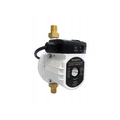 Pressurizador Rinnai RFS 120W 110V