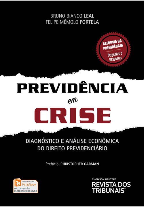 Previdência em Crise - 1ª Edição