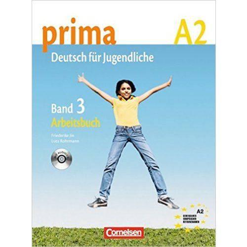 Prima A2/3 Arbeitsbuch Antigo -Livro de Exercícios
