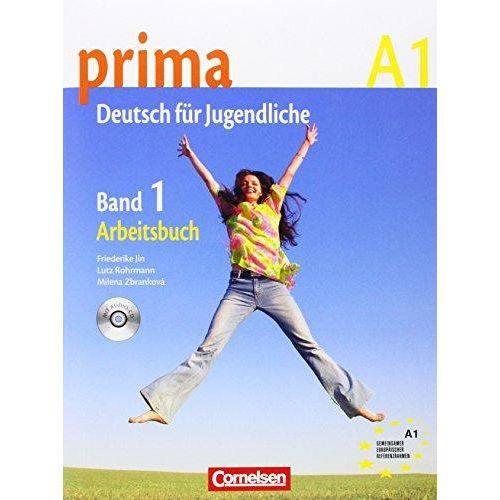 Prima A1, Band 1 Arbeitsbuch Deutsch Fur Jugendli