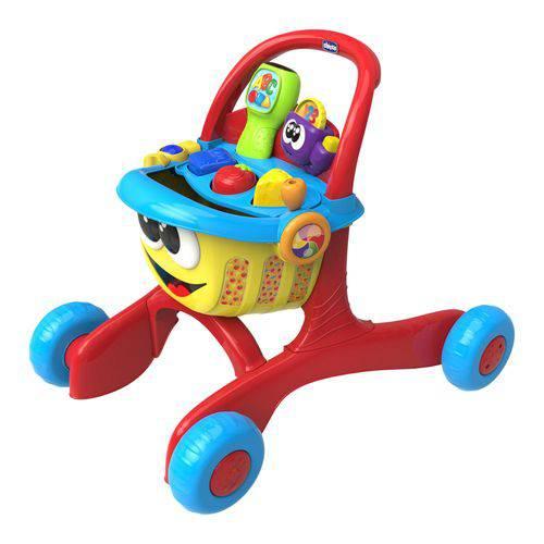 Primeiros Passos Baby Shopper Bilígue Chicco