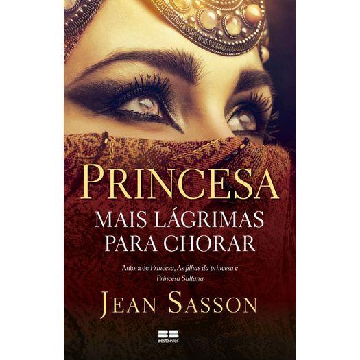 Princesa - Mais Lagrimas para Chorar - Best Seller