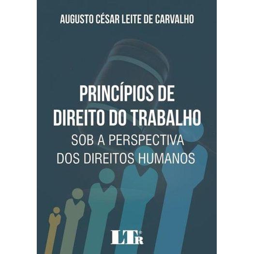 Principios de Direito do Trabalho - Ltr