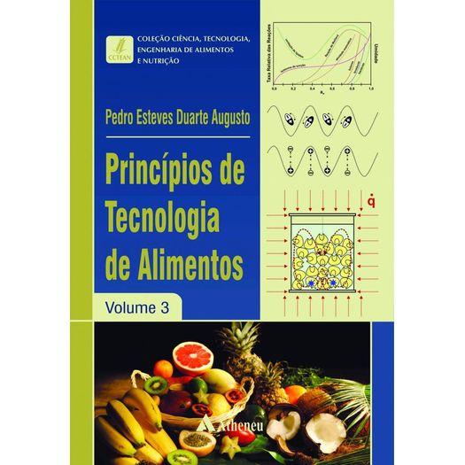 Principios de Tecnologia de Alimentos - Vol 3 - Atheneu