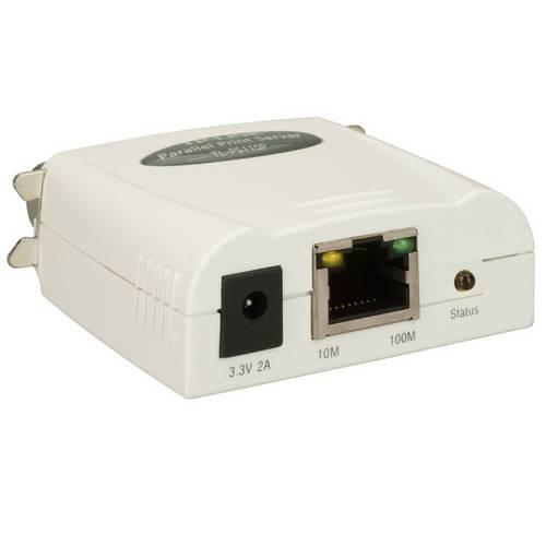 Print Server Tp-Link Tl-Ps110p Pararelo