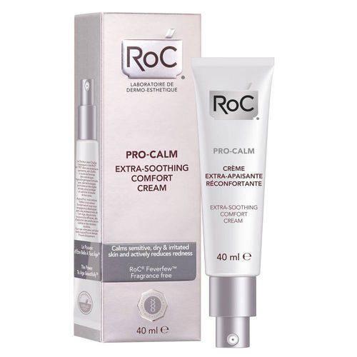 Pro-Calm Creme Roc - Tratamento Antivermelhidão 40ml