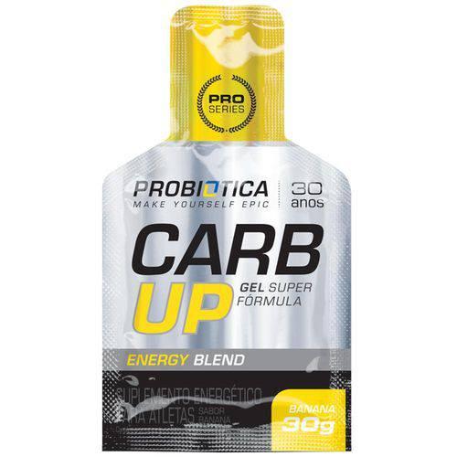 Pro Carb Up Gel - 1 Sachê - Probiótica - Banana