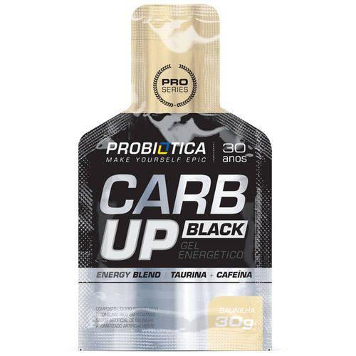 Pro Carb Up Gel - 1 Sachê - Probiótica - Baunilha