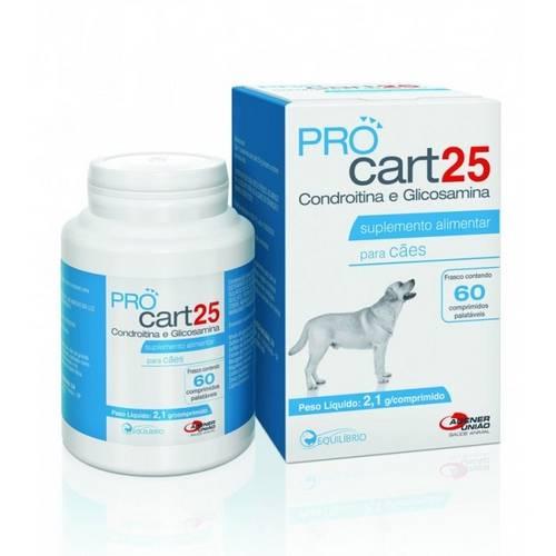 Pro Cart 25 - 60 Comprimidos - Agener