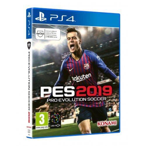 Pro Evolution Soccer 2019 Ps4
