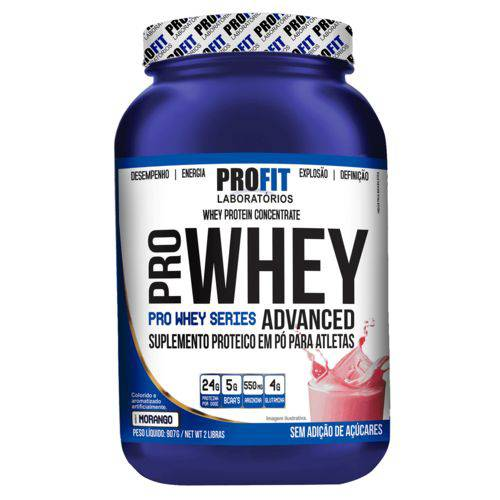Pro Whey Advanced Profit 900g