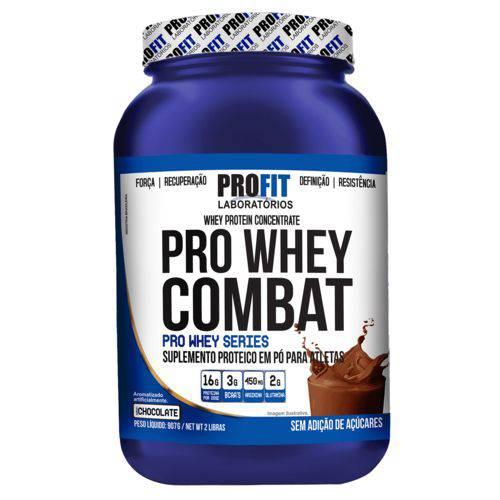 Pro Whey Combat Profit 900g