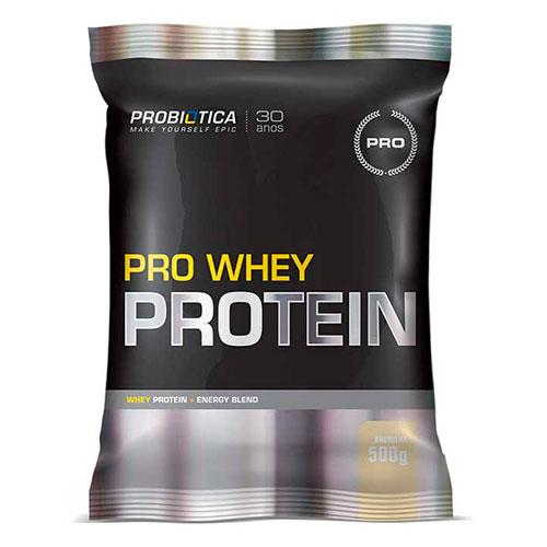 Pro Whey Protein Probiótica Baunilha 500g