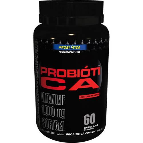 Probiótica 1000mg 60 Cápsulas - Probiótica