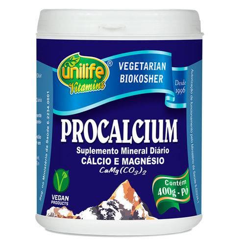 Procalcium Pote 400g - Unilife