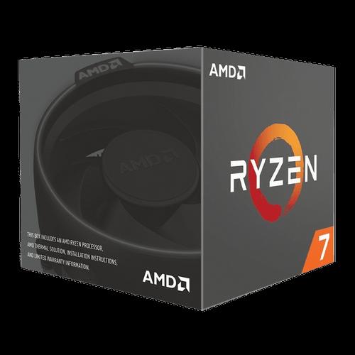 Processador AM4 Ryzen 7 2700 4.1GHZ AMD YD2700BBAFBOX