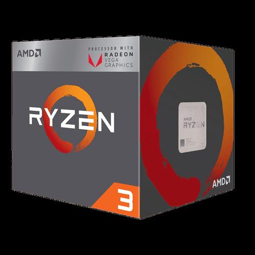 Processador AMD Ryzen 3 2200G AM4 3.7GHZ Radeon Vega YD2200C5FBBOX