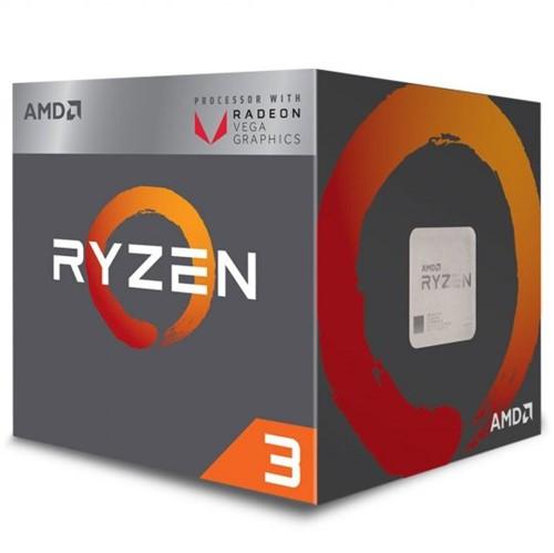 Processador Amd Ryzen 3 2200g C/ Wraith Stealth Quad Core 6mb