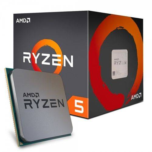 Processador Amd Ryzen 5 1400 Quad Core Am4 3.2ghz Yd1400bbaebox