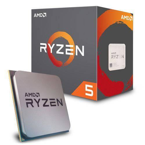Processador AMD Ryzen 5 2600X C/ Wraith Spire Cooler (AM4 - 6 Núcleos 3.6GHz) - YD260XBCAFBOX