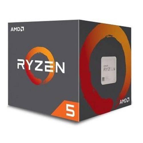 Processador Amd Ryzen 5 2600x C/ Wraith Spire Cooler, Six Core, Cache 19mb, 3.6ghz (max Turbo 4.25ghz) Am4 -