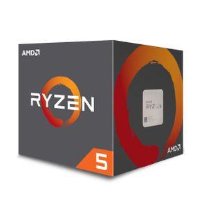 Processador AMD Ryzen 5 YD260XBCAFBOX 2600X 6C/12T 3,6Ghz AM4