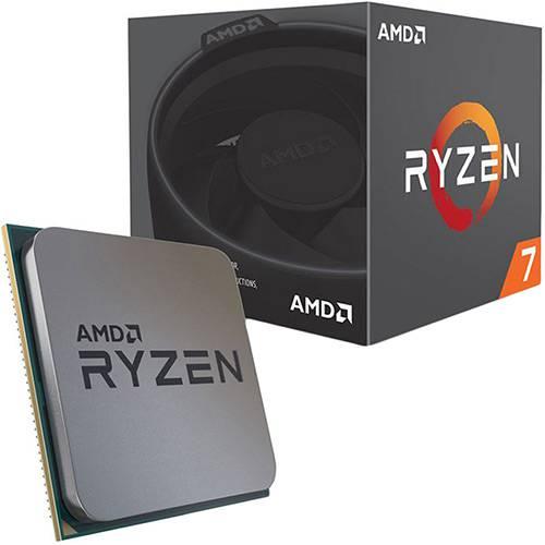 Processador AMD Ryzen 7 2700 3.2 Ghz 20mb Am4 (YD2700BBAFBOX)