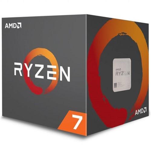 Processador Amd Ryzen 7 2700 C/ Wraith Spire Cooler, Octa Core