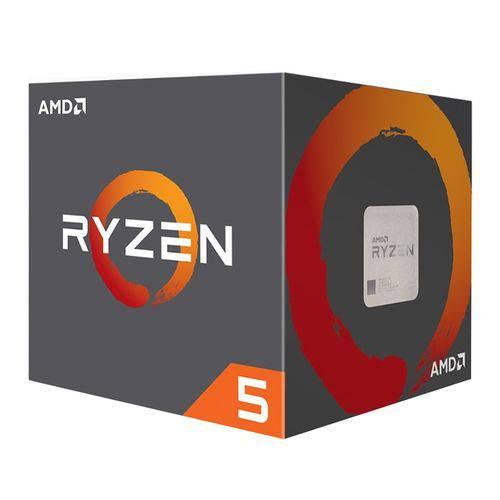 Processador AMD Ryzen R5 YD1600BBAEBOX 2600x AM4 16MB Cache 4.25GHz