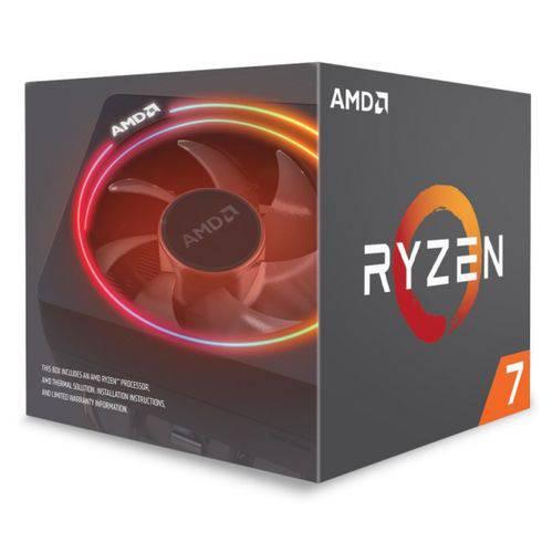 Processador Amd Ryzen R7 2700x, 8 Core 16 Threads, Cache 20mb, 3.7ghz (4.35ghz Max. Turbo) Am4