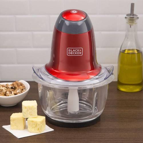 Processador de Alimentos Black & Decker Mini Gift Vermelho