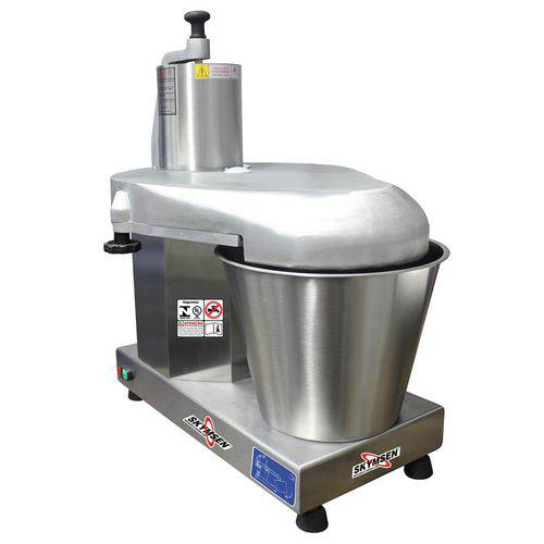 Processador de Alimentos Industrial Skymsen Pa-14-N 1Cv Inox