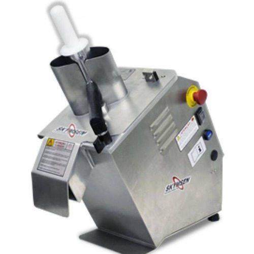Processador de Alimentos Inox para Discos Diâmetro 203mm Paie-s-n