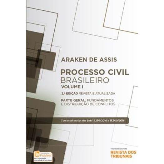 Processo Civil Brasileiro Vol 1 - Rt