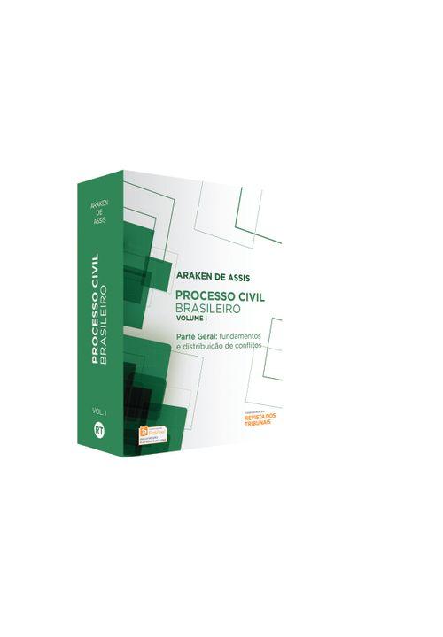 Processo Civil Brasileiro Volume 1 - 2º Edição